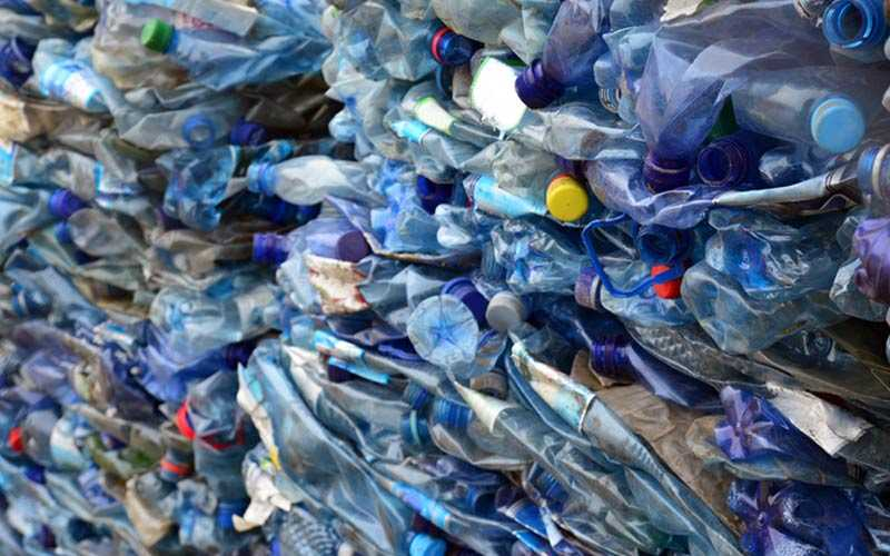 Only 1 in 5 plastic bottles are recycled