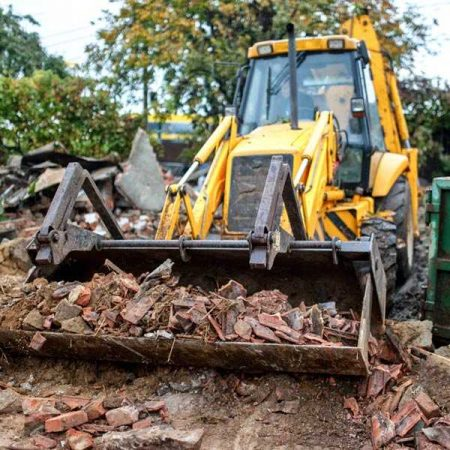 Demolition & Full Site Clearance